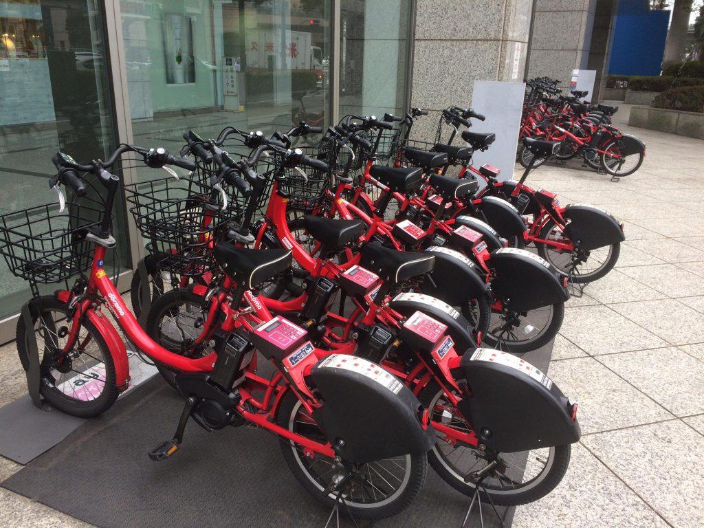 2、長年の働きかけにより、ベイバイクを西区誘致に成功しました❗️稼働率は横浜ナンバーワン❗️❗️横浜市会議員しみず富雄