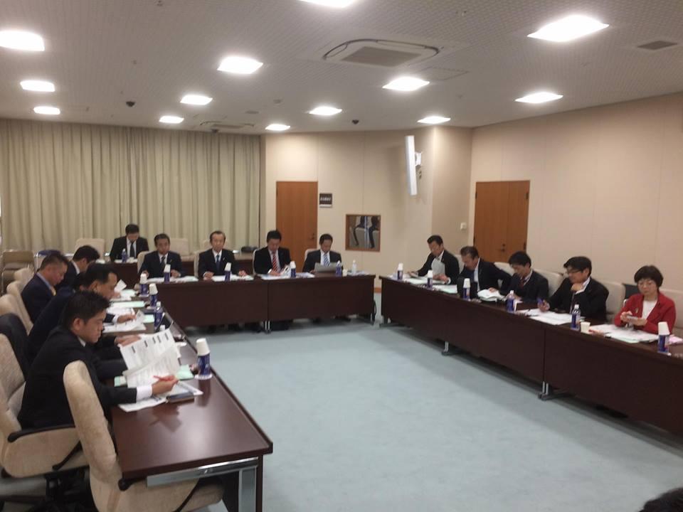 22.横浜市会「議会運営委員長」として、緊張の毎日です。議長副議長を含むメンバーをまとめて行きます。